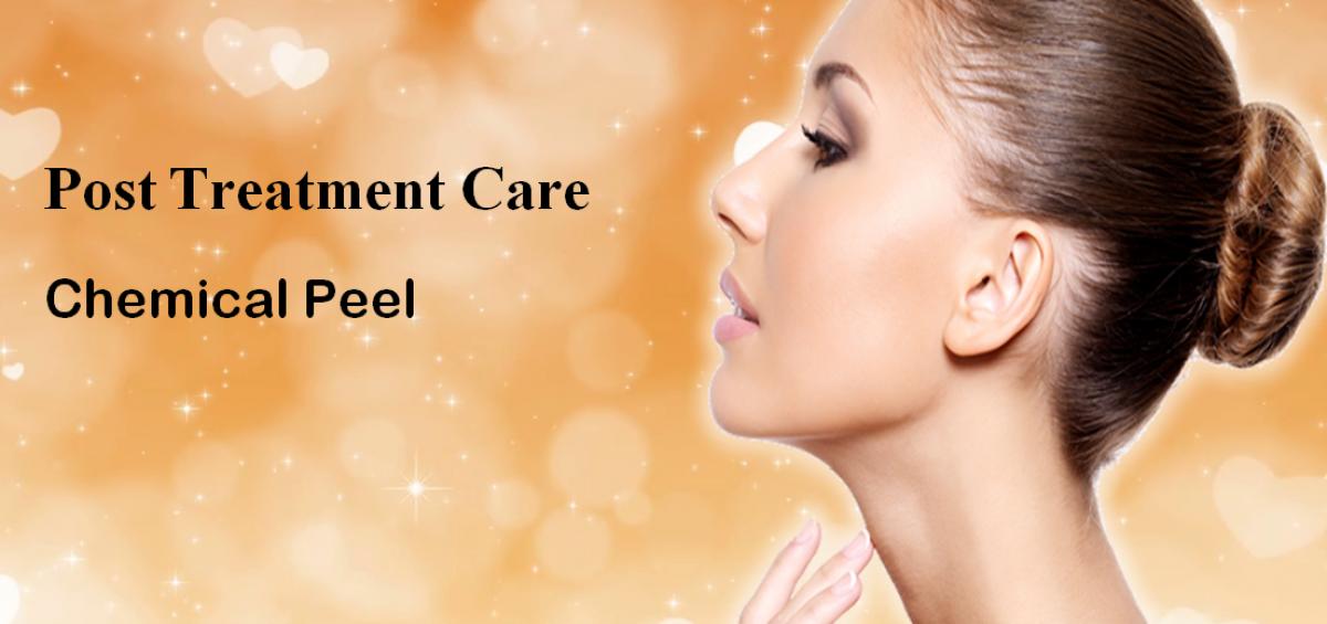 Post Treatment Care-Chemical Peel